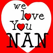 foto of adoration  - We Love Nan Meaning Nana Adoration And Boyfriend - JPG