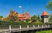 A Garden In Konstanz - Germany, Baden-wurttemberg