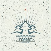 Pine Forest Emblem