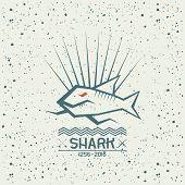 Shark Emblem