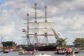 Sail Amsterdam 2010 - de Parade Sail-in