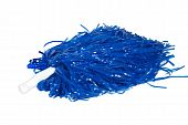 picture of pom poms  - Pom pom used for cheering on the team of choice  - JPG