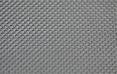 pic of homogeneous  - Background of gray mesh coarse homogeneous texture - JPG