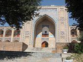 Tashkent Kukeldash Madrassah 2007