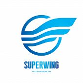 picture of logo  - Superwing  - JPG