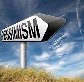 foto of bad mood  - pessimism negative pessimistic thinking bad mood pessimist  - JPG