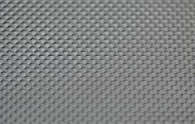 pic of homogeneous  - Background of gray mesh coarse homogeneous texture - JPG