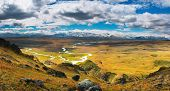 Mountain landscape, Plateau Ukok
