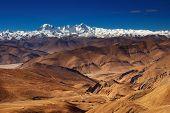 Paisagem tibetana