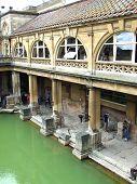 Roman Baths, Bath, E Ngland