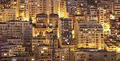 Monaco by night