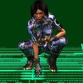Futuregirl #5