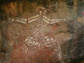 Aboriginal Rock Art - Kakadu