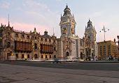 Plaza de armas de Lima, Perú