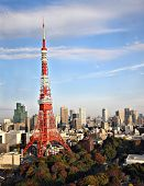Постер, плакат: Башня Токио