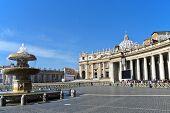 Basílica, Vaticano de San Pedro