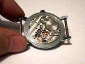 Old Watch Inside