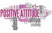 Постер, плакат: Positive Attitude