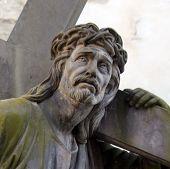 Jesus Christ With Cross