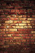 Grunge-Mauer