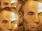 Honest Abe Portraits