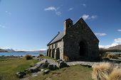 Lake Tekapo Old Church