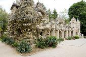 Palais Ideal du Facteur Cheval, Hauterives, Rhone-Alpes, France