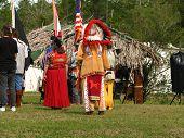Ceremony At Pow Wow
