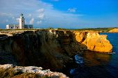 Old Lighthouse, Cabo Rojo, Pr, Usa