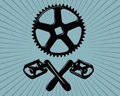 Skull bike.