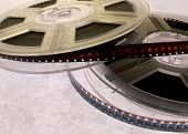 Two Movie Reels
