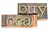 stock photo of local shop  - buy local  - JPG