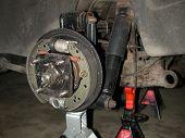 Rear Car Brakes