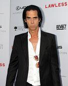LOS ANGELES - AUG 22: Nick Cave kommt bei der