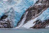 Eisberg auf Alaska