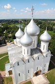 St. Sophia cathedral in Vologda, Russia