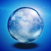 picture of pagan  - Crystal Ball - JPG
