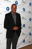 LOS ANGELES - AUG 18:  Rocky Carroll arrives at the 17th Annual Angel Awards at Project Angel Food o