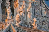 Siena Cathedral - West Fa�ade
