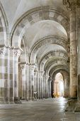 Church Of Vezelay In France