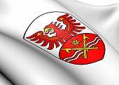 Märkisch Oderland Wappen, Deutschland.