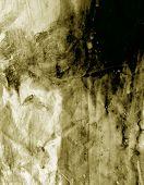 Dark Crumpled Paper