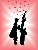 Background Fairy Tale Dance