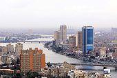 Paisaje urbano de el Cairo