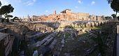 Panorama Trajan Forum
