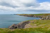 St Brides Bay Pembrokeshire UK