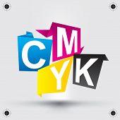 CMYK-Briefe