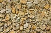 texture of a stone wall