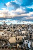 Matera, City Of Stones