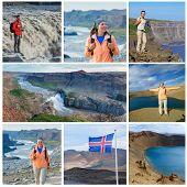 Hiker, Iceland